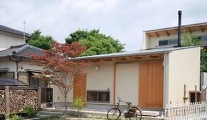 中央の家: 神谷建築スタジオが手掛けた家です。
