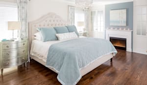 غرفة نوم تنفيذ Frahm Interiors