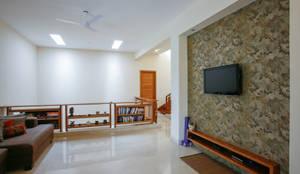 1st Floor Living Room:  Living room by The Workroom