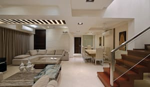 Living Room - Different Angle: modern Living room by The Workroom
