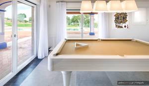 Salones de estilo moderno de Pedro Queiroga | Fotógrafo
