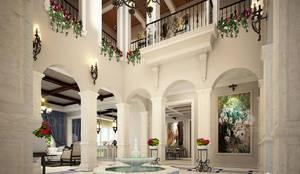 Luxury Palace Interior Design And Decor In Dubai