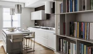 Cuisine intégrée de style  par Viú Architettura