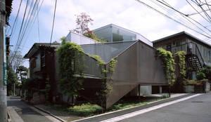 福島加津也+冨永祥子建築設計事務所의  주택