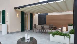 Terrazas de estilo  por ArchiDesign LAB