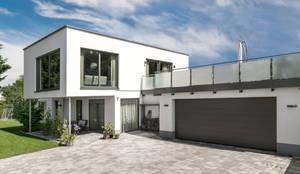 exclusiver bungalow mit hochwertiger ausstattung in lichtenfels door wir leben haus homify. Black Bedroom Furniture Sets. Home Design Ideas