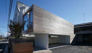 link: *s t u d i o L O O Pが手掛けた木造住宅です。