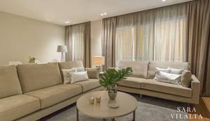 DECORACIÓN HOME STAGING: Salones de estilo moderno de SV Home Staging
