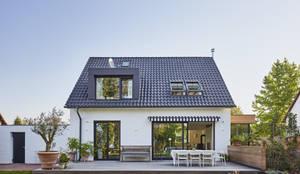 Eengezinswoning door Schreinerei Fischbach GmbH & Co. KG