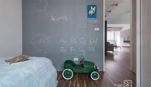 غرفة الاطفال تنفيذ 禾廊室內設計