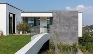 moderne Huizen door IDEAL WORK Srl