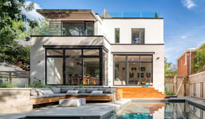 Flynn Architect 의  주택