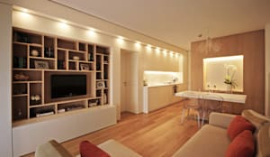 Salones de estilo mediterráneo de JFD - Juri Favilli Design