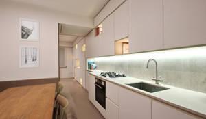 Cucina Design Moderno: Cucina attrezzata in stile  di JFD - Juri Favilli Design,