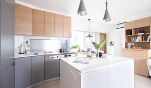 Nhà bếp by Clifton Leung Design Workshop