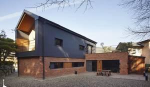 modern Houses by GIP