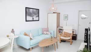 moderne Wohnzimmer von Remake lab