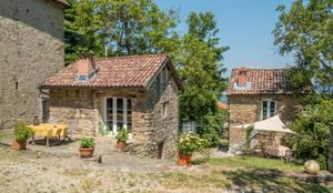 Andrea Chiesa è Progetto Immagine:  tarz Kır evi