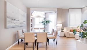 Salon de style de style Moderne par Luzestudio Fotografía