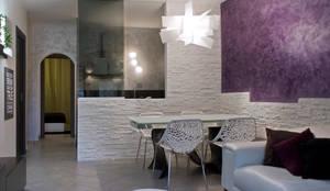 mood per il villino...: Sala da pranzo in stile in stile Eclettico di Pamela Tranquilli