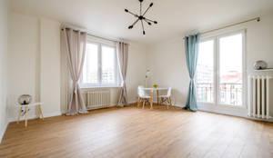 klassische Wohnzimmer von IDeALS | interior design and living store