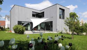 Wohnhaus K:  Einfamilienhaus von Architekturbüro zwo P