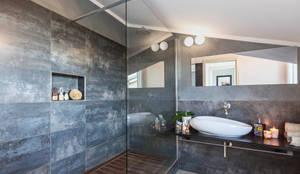 Casas de banho modernas por km 429 architettura