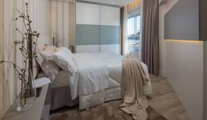 suite clean: Quartos  por PROCAVE