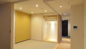 BRIDGE HOUSE: トミオカアーキテクトオフィスが手掛けた和室です。