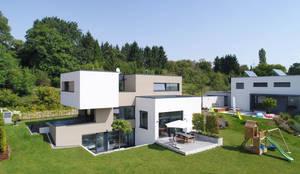 Wohnhaus S:  Einfamilienhaus von Architekturbüro zwo P