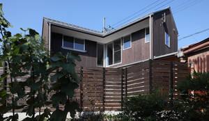 芦田成人建築設計事務所의  목조 주택