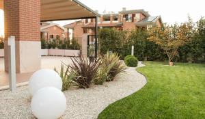 moderner Garten von AbitoVerde
