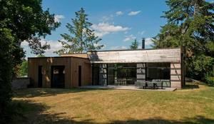 Деревянные дома в . Автор – EC-BOIS