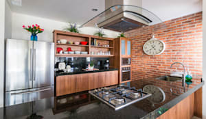 Cocina: Cocinas de estilo  por René Flores Photography