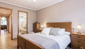 moderne Slaapkamer door CCVO Design and Staging