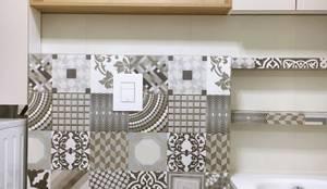 Badplanung KN2:  Badezimmer von KHG Raumdesign