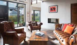غرفة المعيشة تنفيذ Maciek Platek - Interior and Architecture Photographer