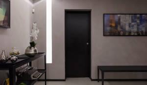 Sala de Espera : Edifícios comerciais  por Semíramis Alice Arquitetura & Design