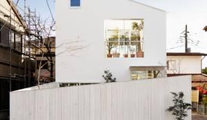 外観: 前田工務店が手掛けた木造住宅です。