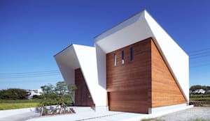 I6-HOUSE「HOUSE WITH SUNLIGHT THROUGH THE LEAVES OF TREES」: Architect Show co.,Ltdが手掛けた家です。