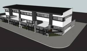 Obra duplex elemax calle 69 entre 133 y 134 la plata de for Estudios de arquitectura la plata