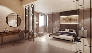 Collection Of Work 01:  Bedroom by Liquidmesh Design, Modern