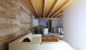 Interni Moderni Di Case : Rustico moderno alle porte di cortina von studio reinventa casa