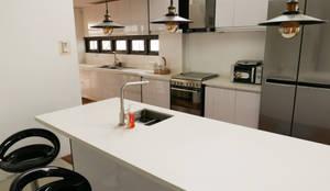 modern Kitchen by Stone Depot