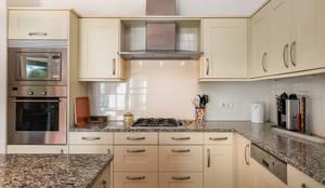 cozinha: Cozinhas campestres por Zenaida Lima Fotografia