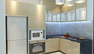 Modular Kitchen - Baner: modern Kitchen by DECOR DREAMS
