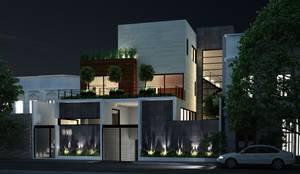 Mehrfamilienhaus von Fi Arquitectos