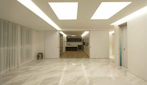 Living Area: kimapartners co., ltd.의  거실