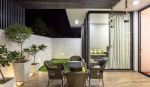 Pondok taman by Garg Architects