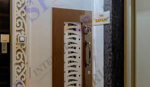 Rikin bhai:  Doors by SP INTERIORS